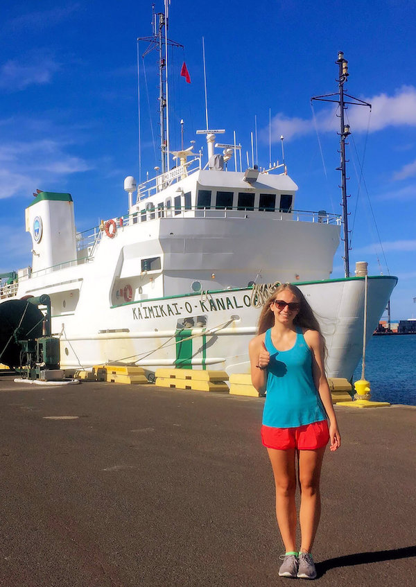 Northwest Hawaiian Islands Cruise Fall 2016